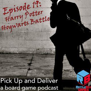 019: Harry Potter Hogwarts Battle