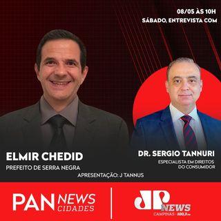 PAN NEWS CIDADES COM J TANNUS - 08 DE MAIO DE 2021