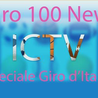 Giro 100 News Speciale Giro d'Italia Ospite Luca Gregorio