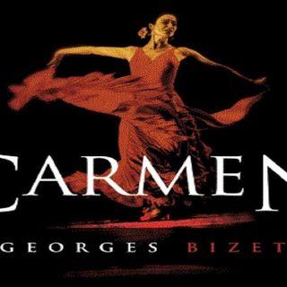"""Tutto nel Mondo è Burla - Stasera all'opera G. Bizet """"Carmen"""""""