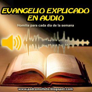 Evangelio explicado del Lunes XXV tiempo ordinario - podcast católico