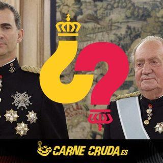Carne Cruda - Encuesta Monarquía: ganaría la República (#741)