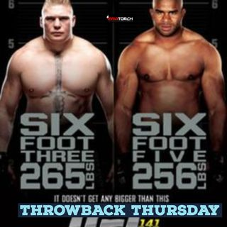 Throwback Thursday: UFC 141