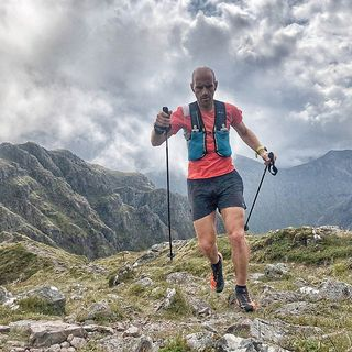 Episode 136 - with Donnie Campbell - Ultra Runner and Munro Bagger!