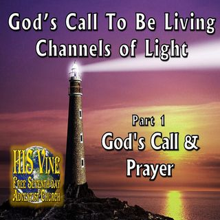 1 - God's Call & Prayer