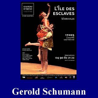 Gerold Schumann - Entretien Off 2017