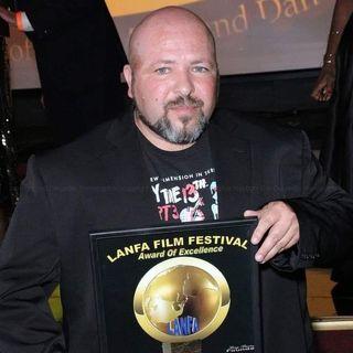 Award Winning filmmaker Michael S. Rodriguez interview.