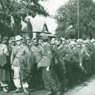 German POWs in Greenville Alabama