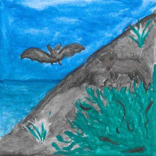 Il Pipistrello e le due Faine
