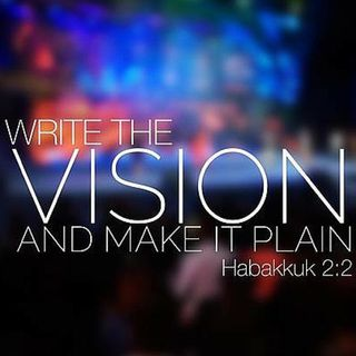 0040 -- Your Vision - Make it Plain