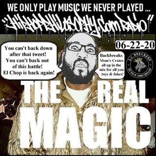 HipHopPhilosophy.com Radio - 06-22-20 - Monday Night Fresh