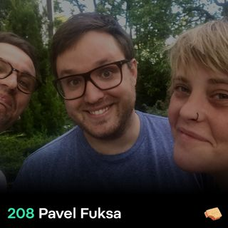SNACK 208 Pavel Fuksa