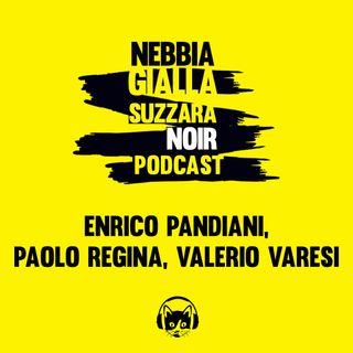 Enrico Pandiani, Paolo Regina e Valerio Varesi