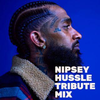 DJ iAM - Nipsey Hussle Tribute Mix