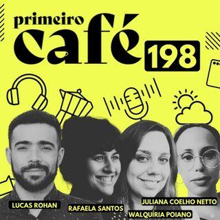 #198: Estamos no Folio, em Óbidos   Café com Série   Primeira Playlist   Café com Poesia