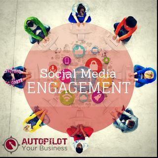 #75 - Social Media Engagement