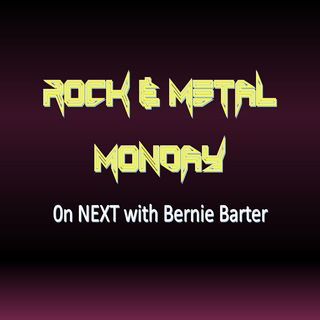 Rock and Metal Monday May 20th