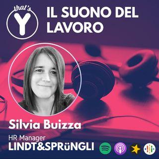 """""""Il Suono del Lavoro"""" con Silvia Buizza LINDT&SPRüNGLI"""