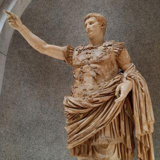 Muzea Watykańskie #7 - August z Prima Porta
