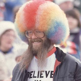 17 - Rainbow Man