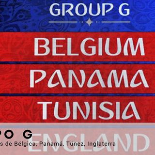 Grupo G del Mundial