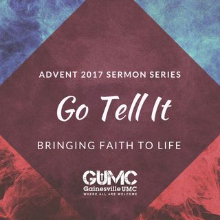 Go Tell It: Simeon and Anna Too - Rev. John Patterson - 12/3/17