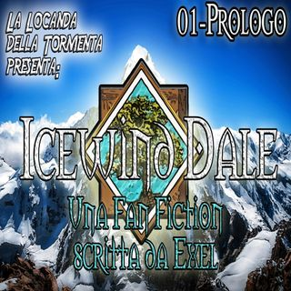 Audiolibro Icewind Dale - Fan Fiction - 01 Prologo
