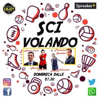 SciVolando - Ep 25 - Le Bocce e la specialità del volo con Roberto Favre, Marika Depetris, Mattia Falconieri e Francesco Servadio