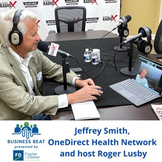 Jeffrey Smith and Dan Dunn, OneDirect Health Network, T-Rex Rehab and Restore Metabolix