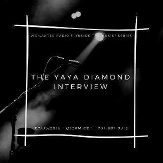 The Yaya Diamond Interview.