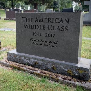 The Middle Class Is Being Murdered By Obamacare