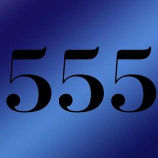 LEGGIAMO INSIEME L'ENERGIA DEL 555 SECONDO LA NUMEROLOGIA