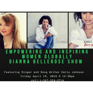 Empowering and Inspiring Women Globally- Open Your Heart