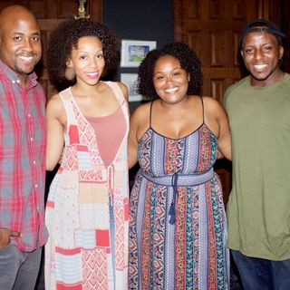 "An ""Encounter"" with Kareem Taylor & Shanelle Williams"