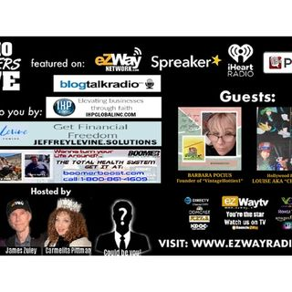 """RBL 10/26/20 S:9; EP:12; FEAT #BARBARA POCIUS VINTAG & LOUISE AKA """"CHEEZY WEEZY"""""""