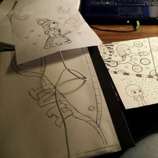 My Short Art Story