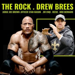 HIDDEN SECRETS INSIDE :: DREW BREES, THE ROCK, GEORGE FLOYD, Judge JOE BROWN ...