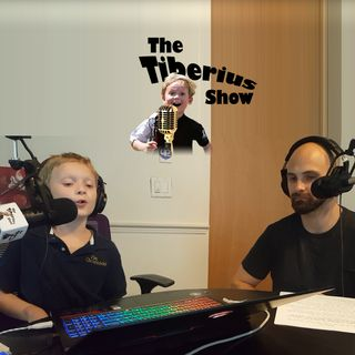 The Tiberius Show EP 14 Connor Smith