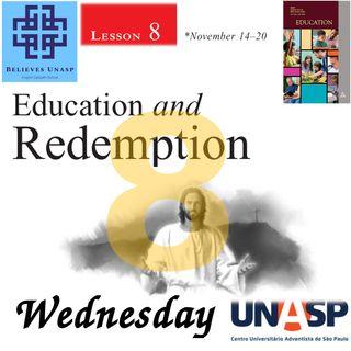 836 - Sabbath School - 18.Nov Wed