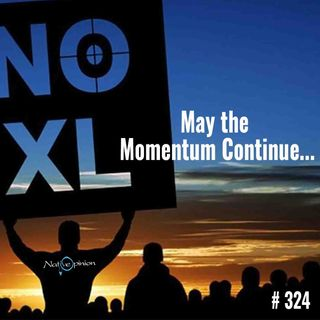 """Episode 324 """"May The Momentum Continue"""""""
