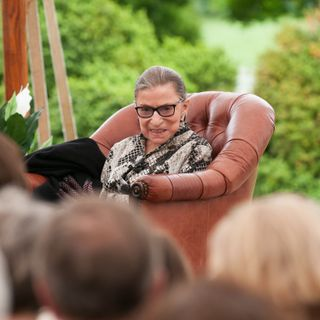 A Conversation with Ruth Bader Ginsburg
