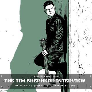 The Tim Shepherd Interview.