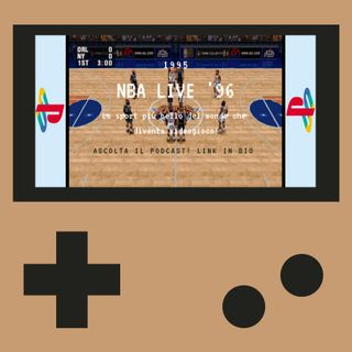 NBA Live 96 - 1995 - puntata 15