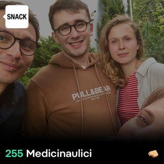 SNACK 255 Medicinaulici