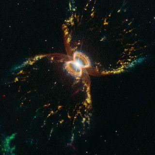 Cosmic Queries – Hubble Space Telescope