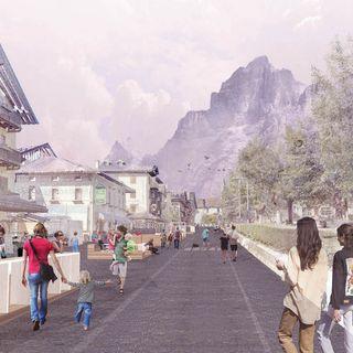 San Vido Apede, un progetto di rigenerazione urbana. Intervista con Gianluca d'Incà Levis.