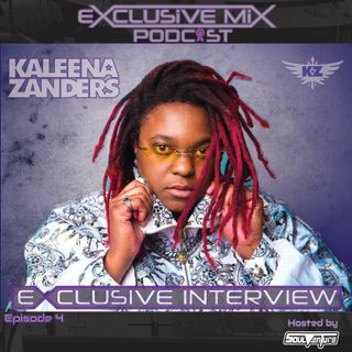 Episode 4: Interview w/ Kaleena Zanders