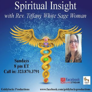 Spiritual Insight Show ~ 3Sept2017