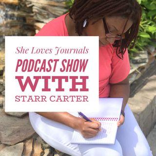 She Loves Journals Podcast Show
