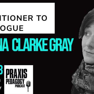 Episode 28 - Brenna Clarke Gray